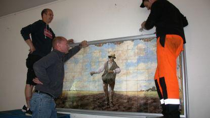 De zaaier en de oogster komen thuis in Poldermuseum