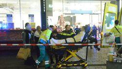 Man steekt drie minderjarigen neer in drukke winkelstraat Den Haag