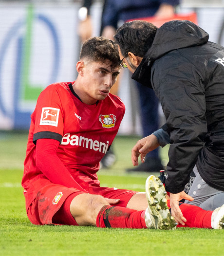 Duitsland mist Havertz in de komende interlands