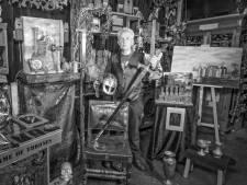 Een beeldhouwer in techniek, dat is Gouwenaar Jacques Mul (68)