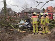 Dode in Enschede door storm