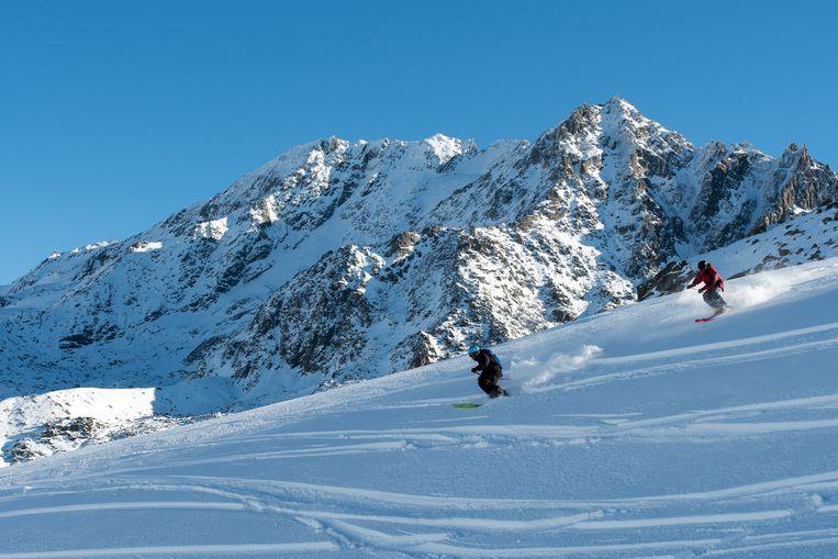 Ook nu kan je al skiën in Val Thorens.