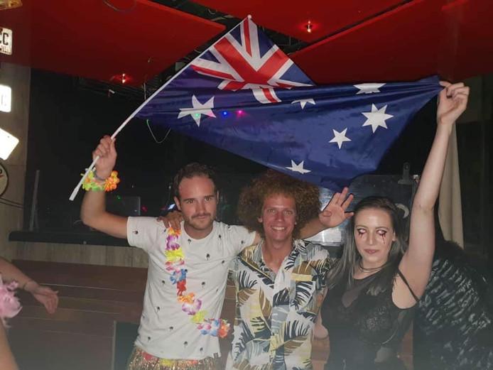 Carnaval in Melbourne.