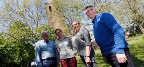 Historie van middeleeuwse kerktorens op Torendag