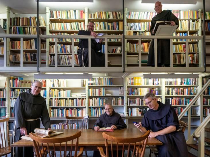 Utrechter Ton Peters (78) verhuisde naar een klooster in Brabant: 'Dit hoort bij het leven als franciscaan'