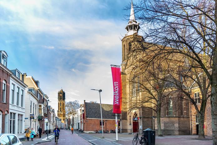 Sint-Catharinakathedraal aan de Lange Nieuwstraat