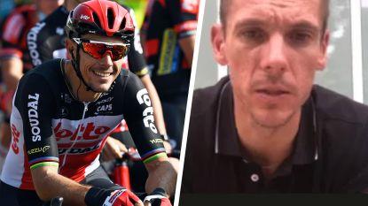 """Gilbert past voor klassiekers: """"Heeft geen zin om met rugnummer één anoniem rond te rijden in Roubaix"""""""