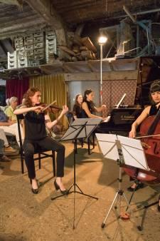 Waar ooit SS'ers werkten aan hun conditie klinkt straks muziek van de Joodse componist Mahler