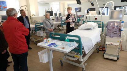 Elk jaar 16.000 dialyses in Sint-Jozef