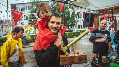 """Architect Jo is Belgisch kampioen nagelkloppen: """"Bewijs dat ik niet enkel plannen kan tekenen"""""""