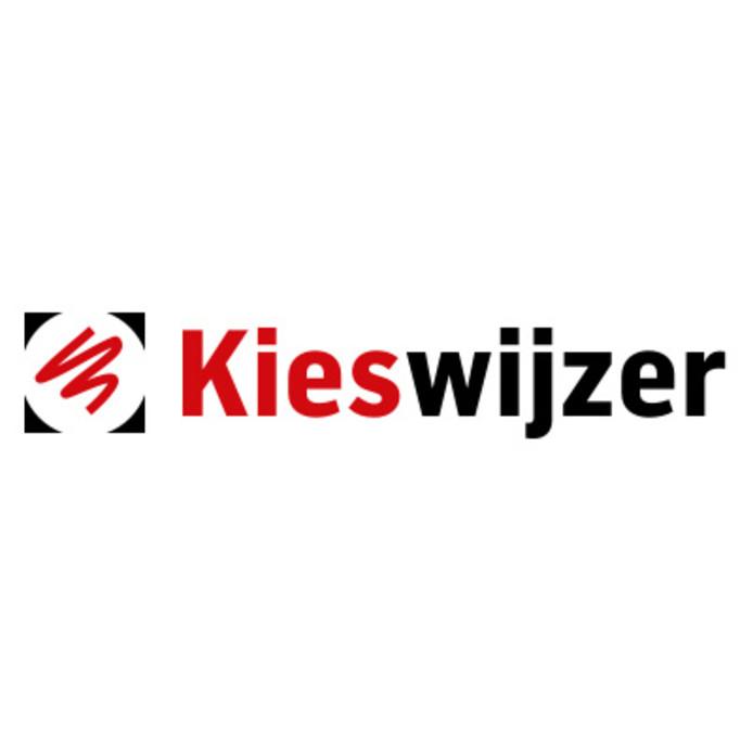 Het logo van de Kieswijzer.