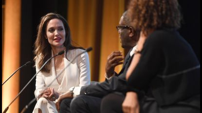 Angelina Jolie wordt gasthoofdredacteur bij de BBC