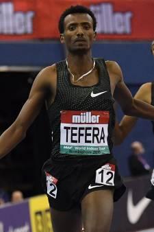 Ethiopiër verbetert ruim 22 jaar oude wereldrecord op 1500 meter