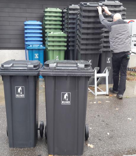 'Omruilen grote afvalcontainer naar kleinere moet gratis zijn'