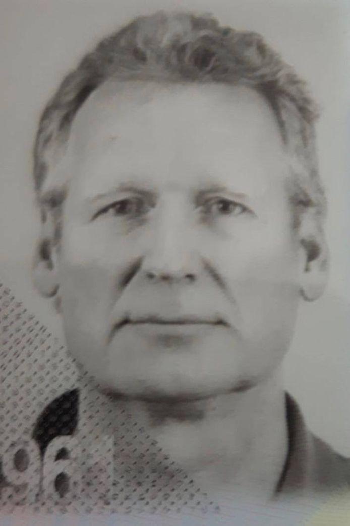 Bert Burger vermist