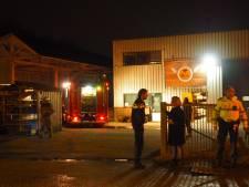 Brand Houthandel Bos aangestoken met benzine: ,,Angstig idee dat iemand je bedrijf in brand wil zetten''