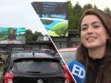 Drive-in Premiere van 'Driven by Challenges' in Eindhoven