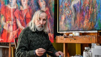Wandeling langs kunstateliers