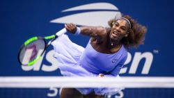 Serena Williams bezorgt zichzelf duel met zus Venus, Muguruza sneuvelt tegen qualifier