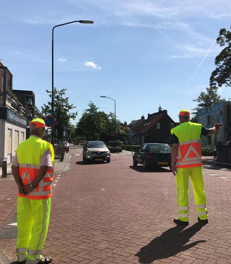 Proef voor eenrichtingsverkeer op Moleneindplein Vught leidt tot hausse aan reacties