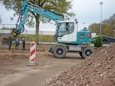 Uitbreiding van parkeerterrein bij SDC'12 in Denekamp: mes snijdt aan meer kanten