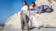 NINA tipt: een statement sjaal van Belgische makelij