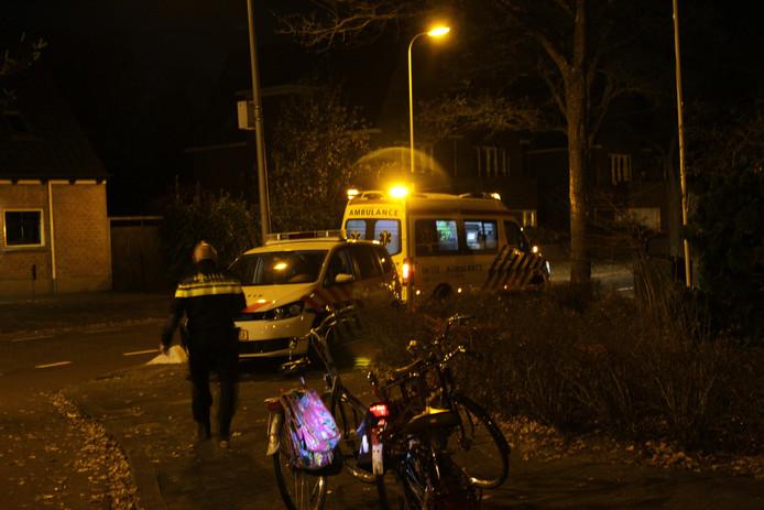 Ongeval Meppelerstraatweg Zwolle