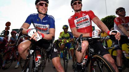 Greipel grijpt naast hattrick, al kan Lotto-Soudal toch zegevieren met eindzege Keukeleire in Belgium Baloise Tour