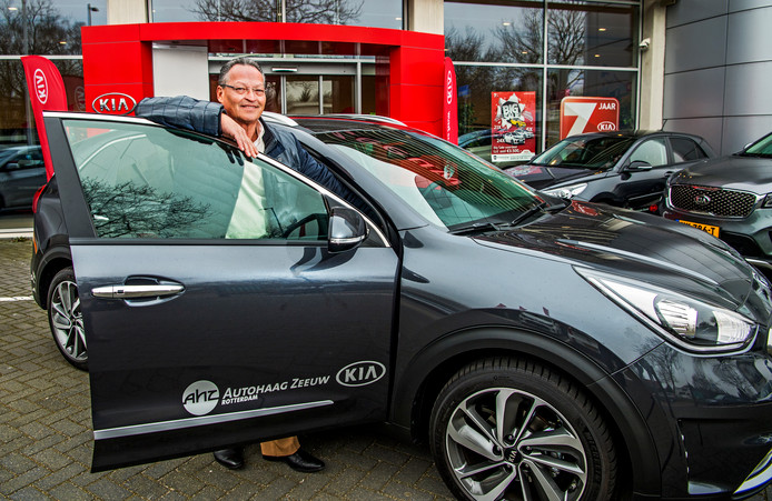Hybride Auto Maakt Een Comeback Binnenland Ad Nl