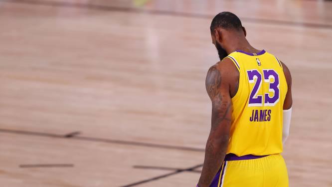 """LA Lakers beginnen komende nacht aan NBA Finals tegen Miami Heat: """"James was en is overal the King, zijn ploegmaats spelen om hem te dienen"""""""