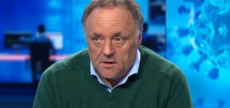 """Marc Van Ranst: """"Nous ne sommes pas prêts pour une deuxième vague"""""""