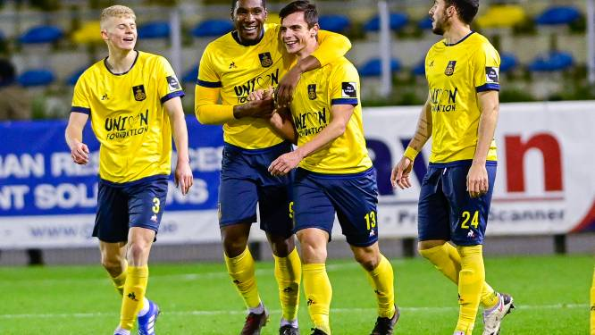 """Dante Vanzeir en Union sluiten break af met overwinning tegen Anderlecht: """"We waren dominant"""""""