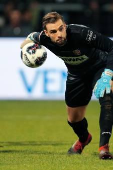 Keepers FC Dordrecht ongevraagd in eigen keeperssoap, maar goede klik blijft