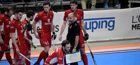Euro en salle: douche froide pour les Indoors Red Lions
