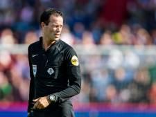 Nijhuis fluit PSV - FC Emmen