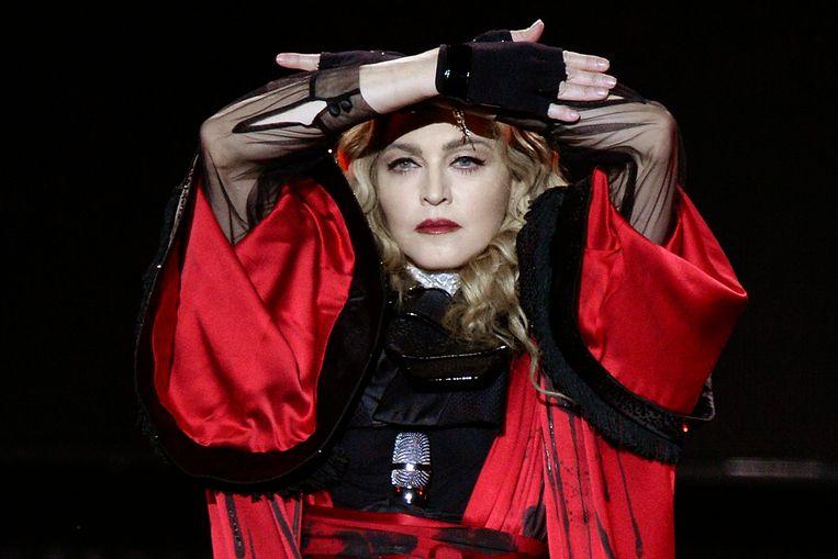 """""""Michaela's levensverhaal sprak me aan, zowel als artiest als activist die tegenslagen heeft gekend"""", aldus Madonna in een persverklaring."""