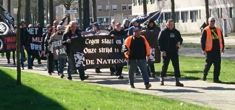 VIDEO: Nationalistische demonstratie trekt door Oss