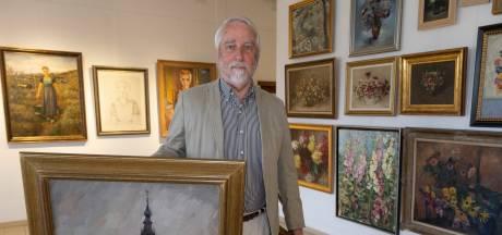 Expositie en boek: schilders waren ongeneeslijk verliefd op Veere