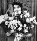 Bredase Corry Brokken won in 1957 als eerste Nederlandse het Eurovisie Songfestival.