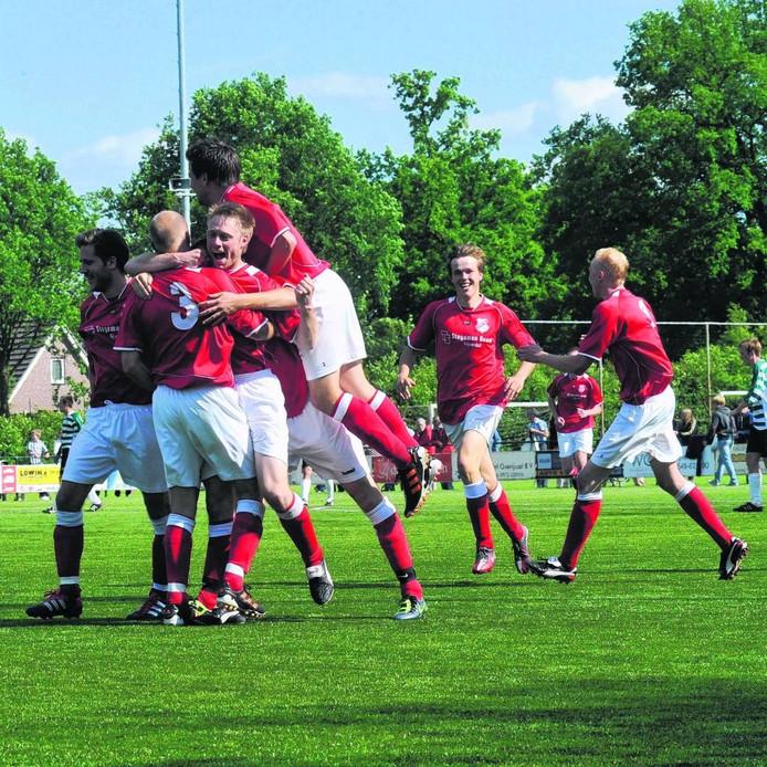 Voetbalclub Hulzense Boys krijgt in 2020 zeer waarschijnlijk een tweede kunstgrasveld.