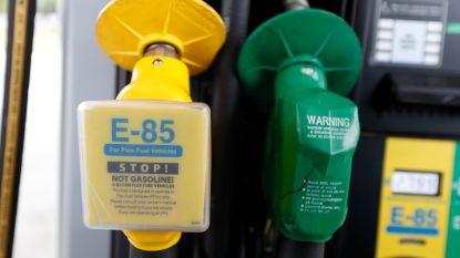 Binnenkort vind je bio-ethanol ook aan de Belgische pomp: prijs per liter half zo hoog als gewone benzine