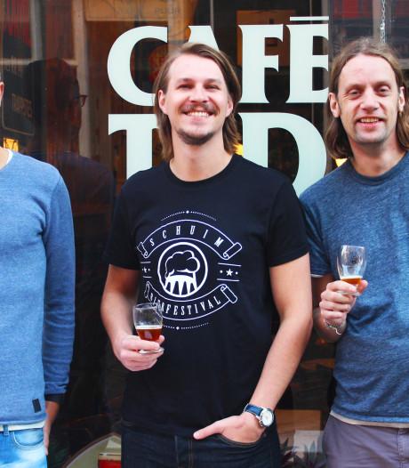 Het vijfde Schuim Bierfestival: 'Lekker proeven, ook de bieren van kleine en onbekende brouwerijen'