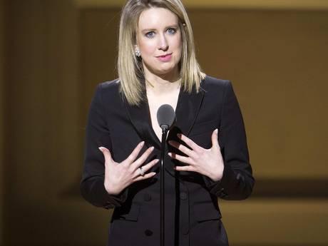 Silicon Valley-miljardair Elizabeth Holmes loog alles bij elkaar, bedrijf niets meer waard