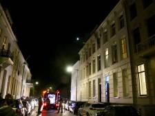 Keukenbrand aan Parkstraat in Arnhem