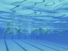 Gymles in het water voor scholen in Made en Terheijden