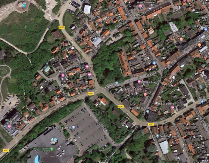 De Schelpweg in Domburg