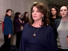 Sopranos-actrice Sciorra getuigt in zaak-Weinstein: 'Hij ging bovenop me zitten en verkrachtte me'