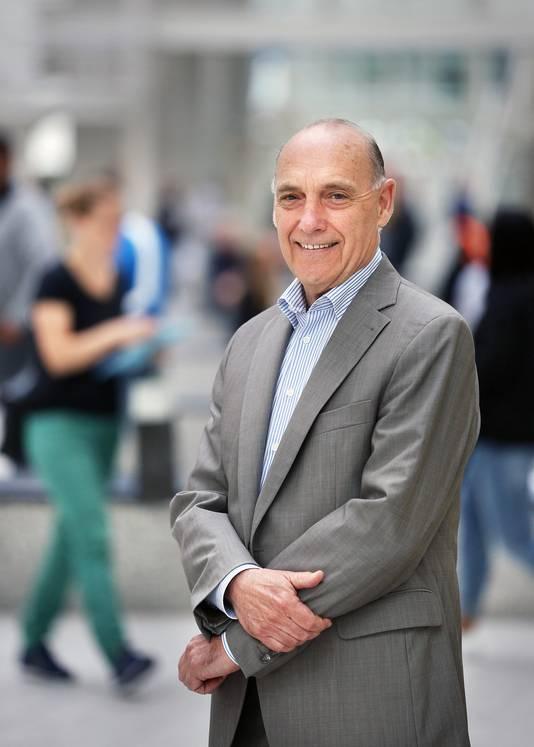 Wethouder Tom de Bruijn (D66) baalt van de nieuwe crisis bij ADO Den Haag: ,,De problemen rond ADO zijn niet kleiner geworden.''