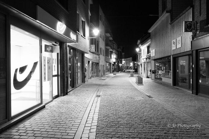 De Blauwstraat.