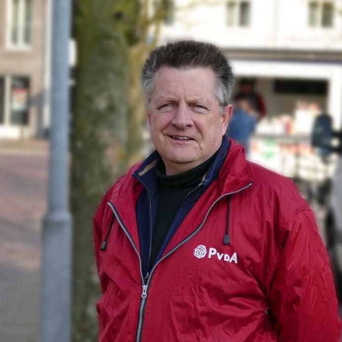 Jack de Vlieger is benoemd tot lijsttrekker van de PvdA in Sint-Michielsgestel.